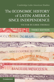 The Economic History of Latin America since Independence economic methodology