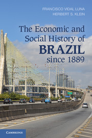 The Economic and Social History of Brazil since 1889 psychiatric disorders in postpartum period