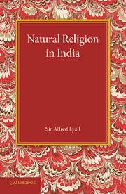 Natural Religion in India an epidemiological study of natural deaths in limpopo