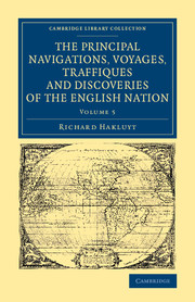 The Principal Navigations Voyages Traffiques and Discoveries of the English Nation the role of evaluation as a mechanism for advancing principal practice