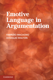 Emotive Language in Argumentation the relationship between dementias and language disorders