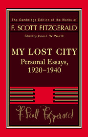 Fitzgerald: My Lost City dorothy perkins do005ewpci64