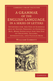 A Grammar of the English Language, in a Series of Letters kulwindr kaur gurdial singh anne benedict nair and saroja dhanapal language errors in written english