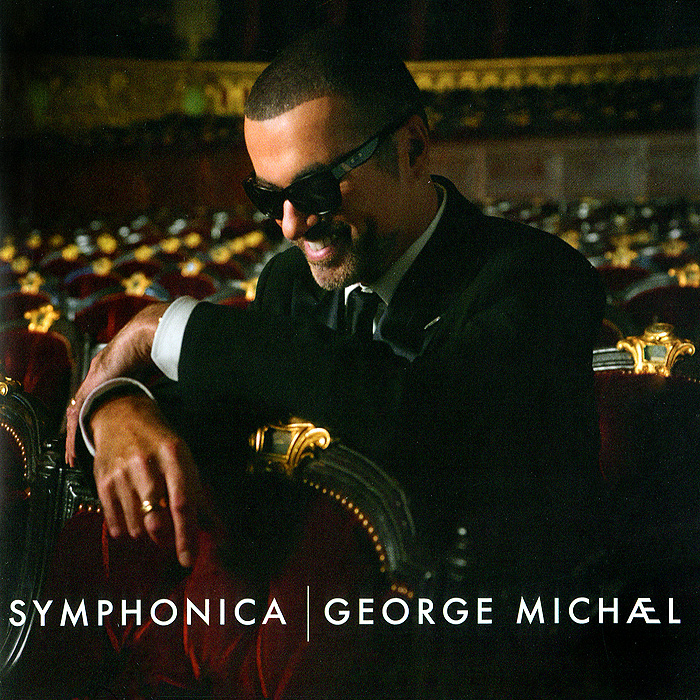 Джордж Майкл George Michael. Symphonica джордж майкл george michael ladies and gentlemen the best of george michael