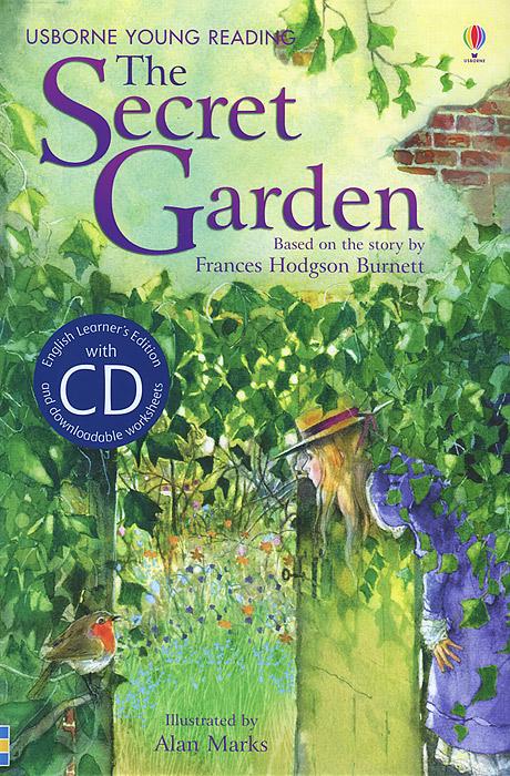цена на The Secret Garden. Frances Hodgson Burnett (+ CD)