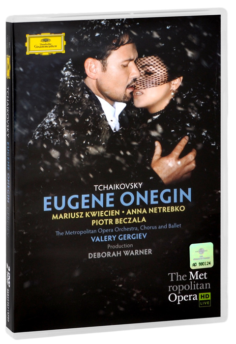 Tchaikovsky, Valery Gergiev: Eugene Onegin (2 DVD) jd mcpherson jd mcpherson let the good times roll