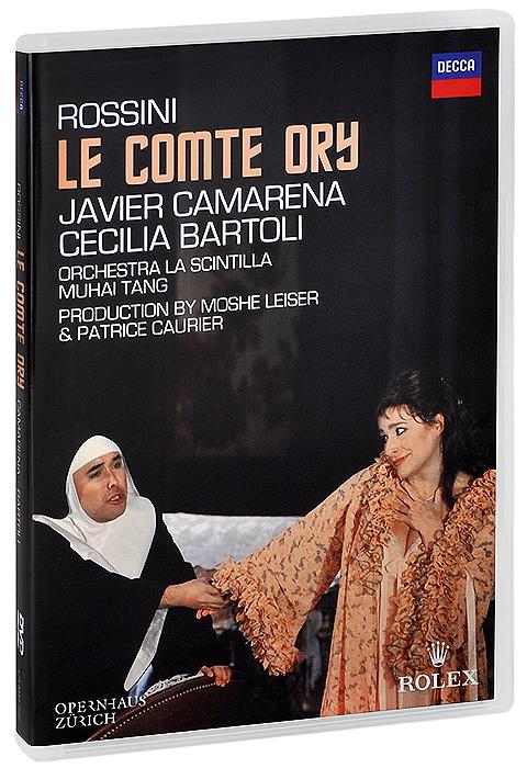 Cecilia Bartoli, Javier Camarena. Rossini: Le Comte Ory чечилия бартоли cecilia bartoli sacrificium deluxe edition 2 cd dvd