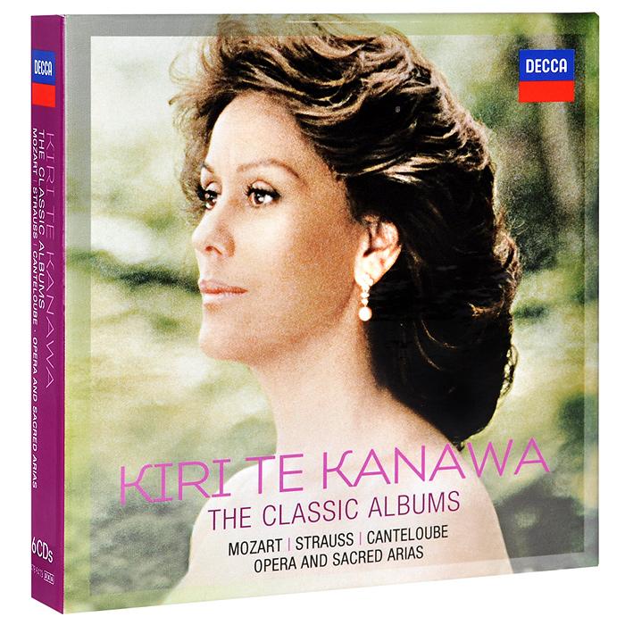 Kiri Te Kanawa. The Classic Albums (6 CD)