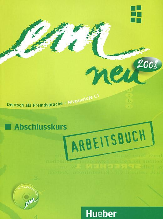 Em Neu: Abschlusskurs: Arbeitsbuch (+ CD-ROM) pingpong neu 1 arbeitsbuch