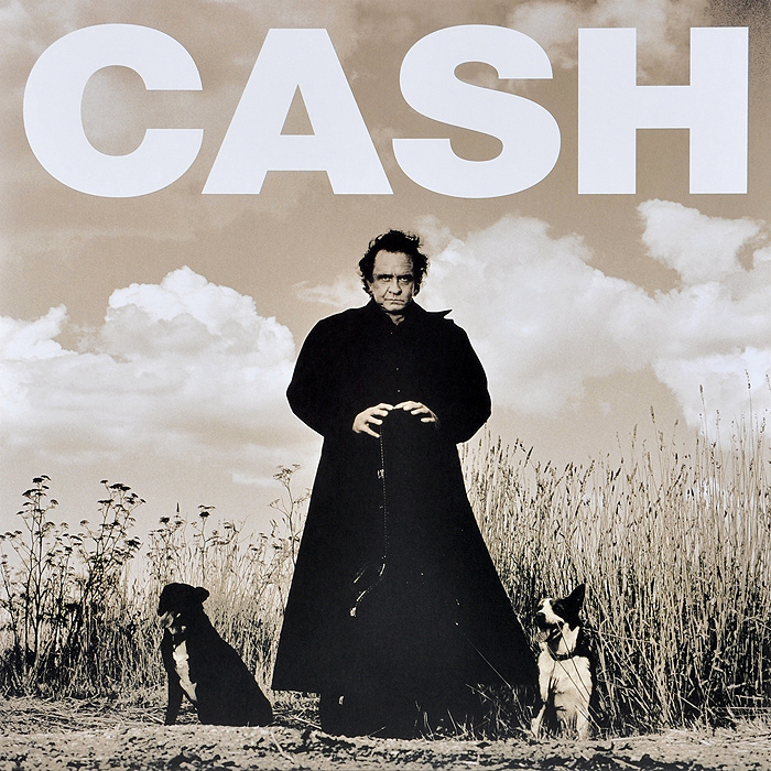 Johnny Cash. American Recordings (LP)