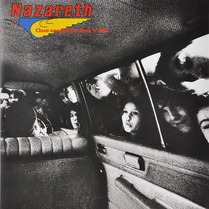 Nazareth Nazareth. Close Enough For Rock 'N' Roll. Limited Edition (LP) nazareth nazareth loud n proud 180 gr