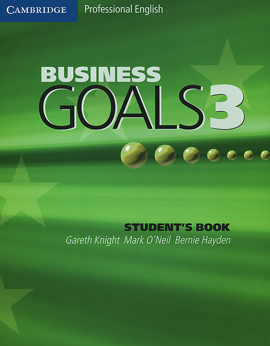 Business Goals 3: Student's Book
