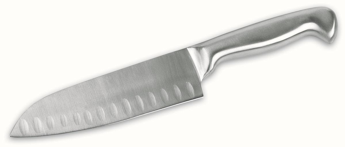 SAPHIR Нож с широким лезвием, 17/31 см saphir нож разделочный 23 36 см