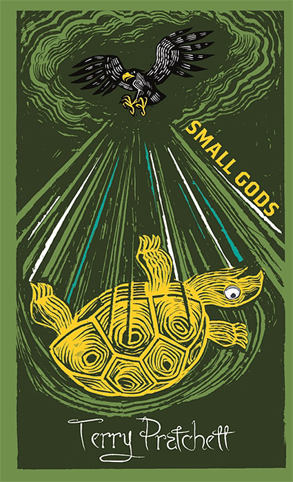 Small Gods (Discworld. the Gods Collection)
