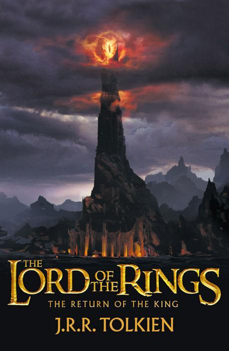 Lord of the Rings 3: Return of the King tolkien j lord of the rings 2 the two towers