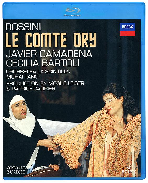 Cecilia Bartoli, Javier Camarena. Rossini: Le Comte Ory (Blu-ray) sitemap 48 xml