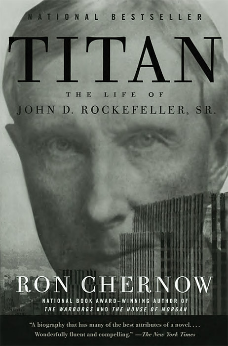 Titan: The Life of John D. Rockefeller taking on the trust – the epic battle of ida tarbell and john d rockefeller