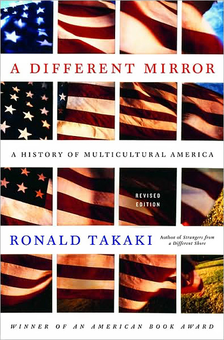 A Different Mirror: A History of Multicultural America a new literary history of america
