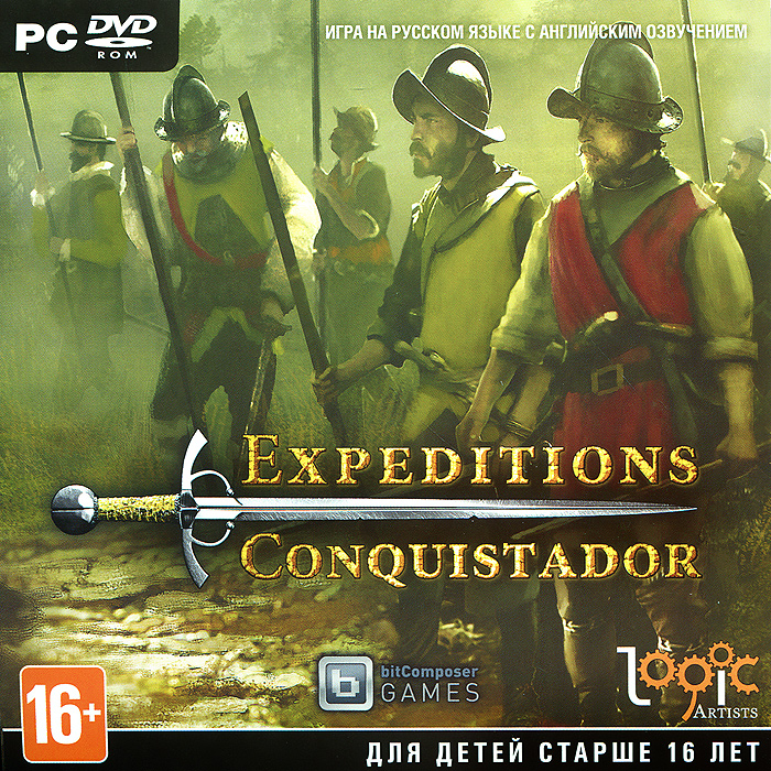 Expeditions: Conquistador, Logic Artists