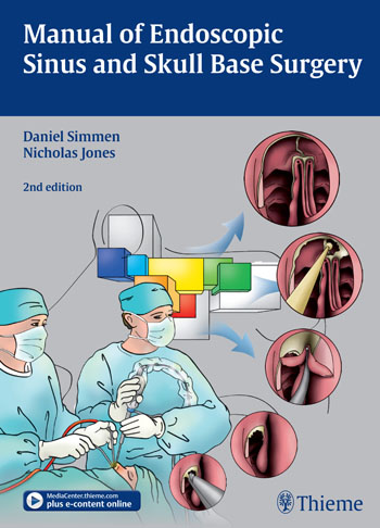 Manual of Endoscopic Sinus and Skull Base Surgery: and its Extended Applications Including Skull Base Surgery cryosurgery in oral and maxillofacial surgery