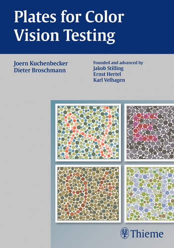 Plates for Color Vision Testing the evolution of color vision