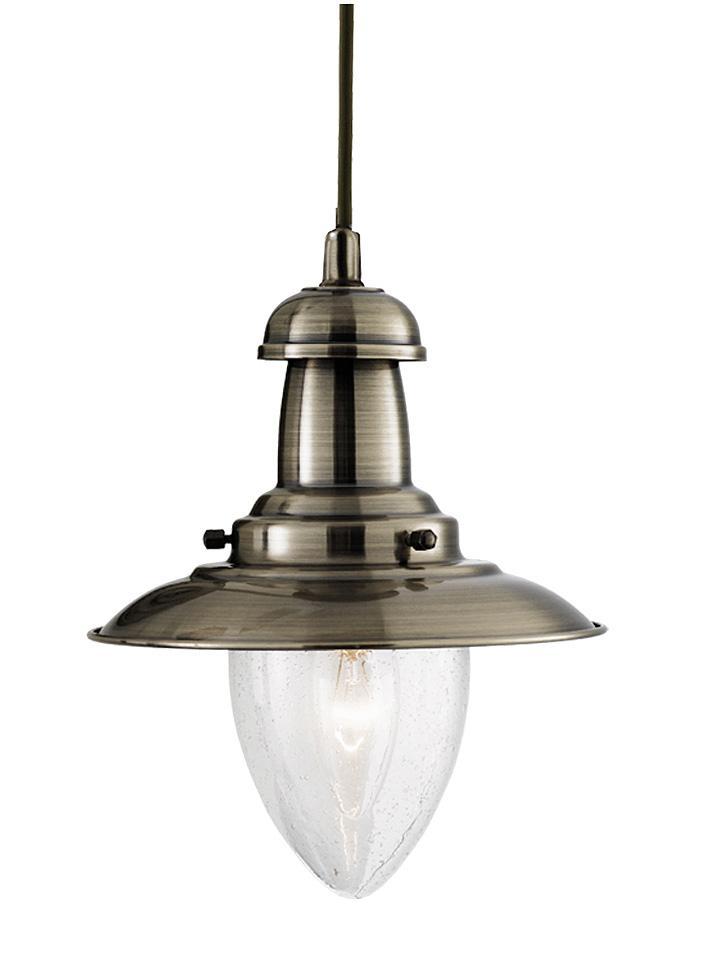 Подвесной светильник ARTELamp Fisherman A5530SP 1AB