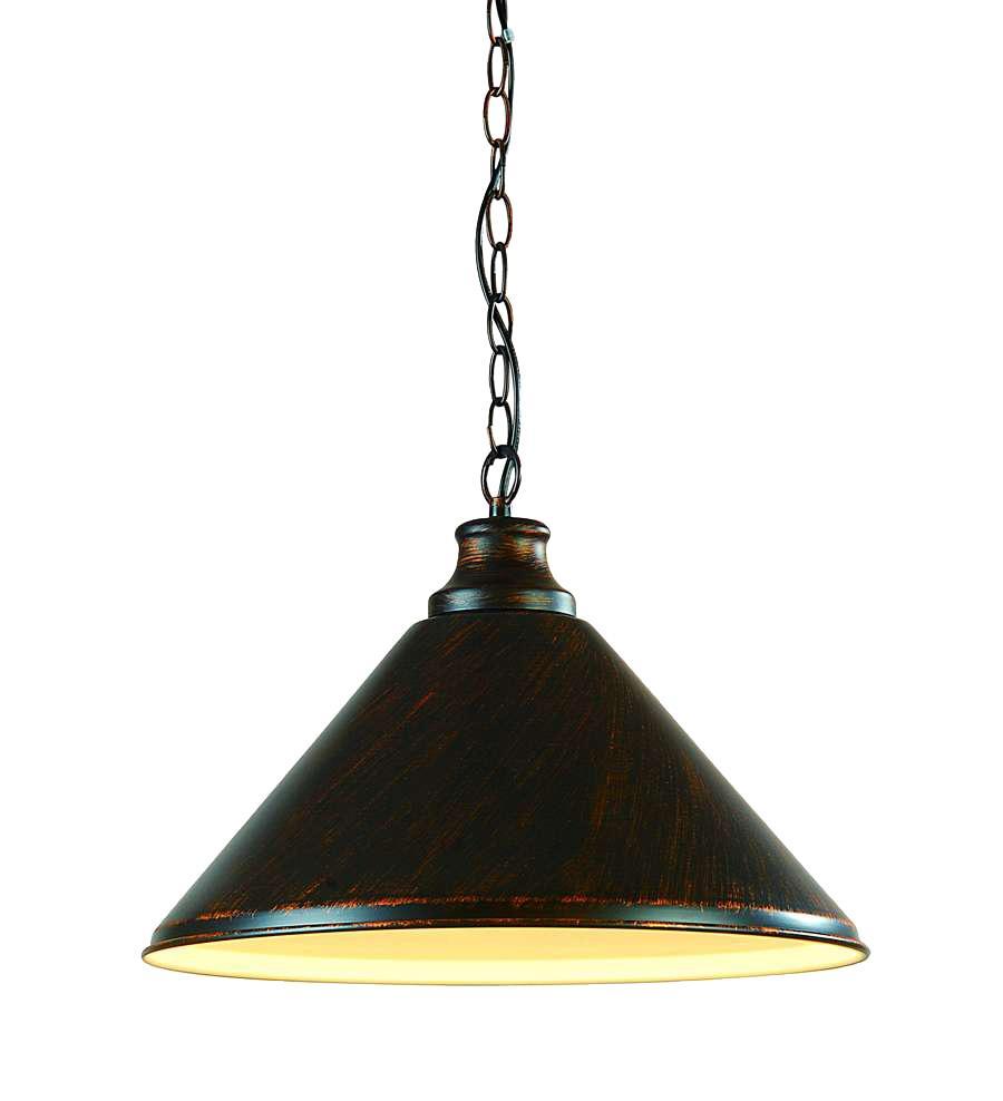 Подвесной светильник ARTELamp Cone A9330SP 1BRA9330SP-1BR