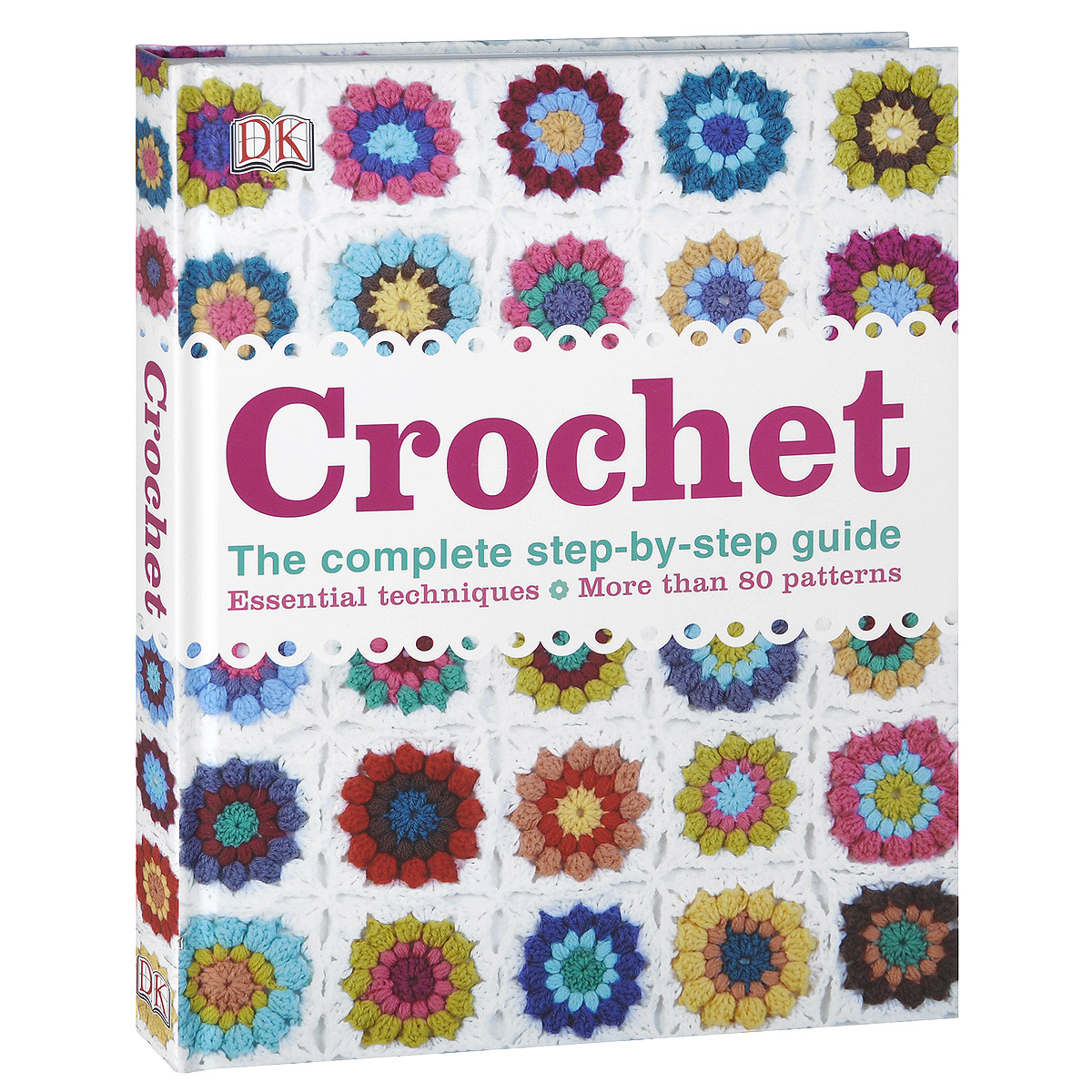 Crochet woodwork a step by step photographic guide to successful woodworking