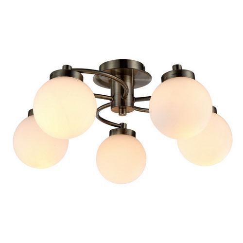 Потолочный светильник ARTELamp Cloud A8170PL 5AB люстра на штанге arte lamp cloud a8170pl 5ab