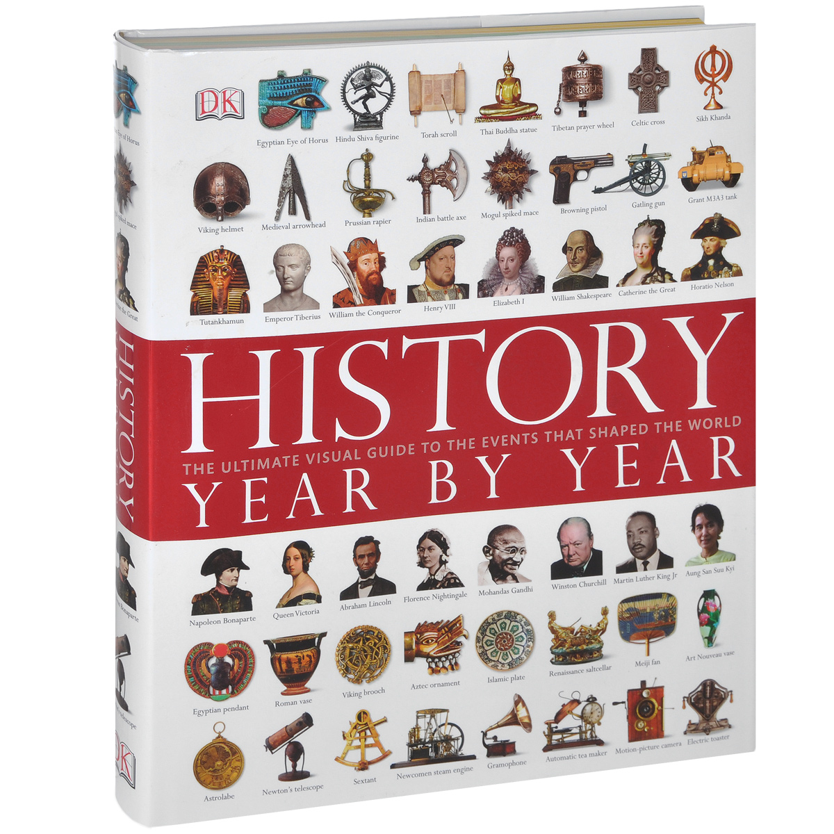 History Year by Year the who the official history