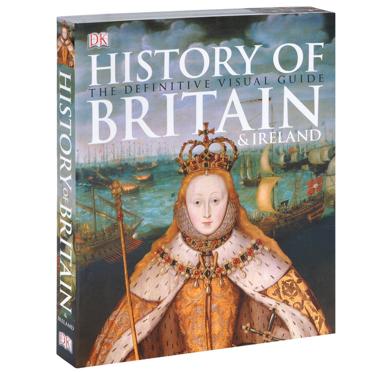 History of Britain and Ireland an illustrated history of britain