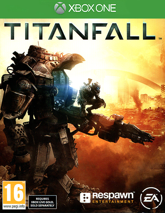 Titanfall (Xbox One), Respawn Entertainment
