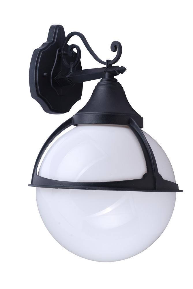 Светильник уличный Arte Lamp, цвет: черный. a1492al-1bkA1492AL-1BK