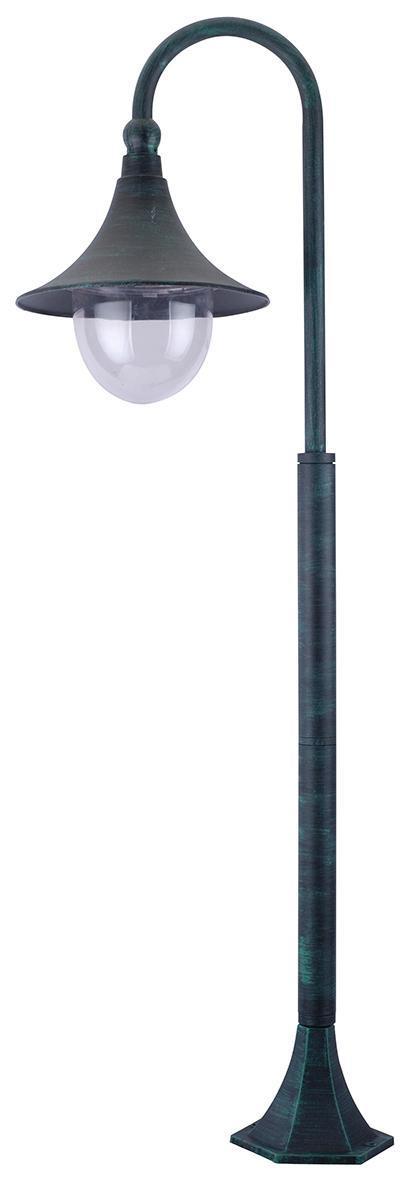 Светильник уличный Arte Lamp. a1086pa-1bg светильник уличный arte lamp malaga a1086pa 1bg