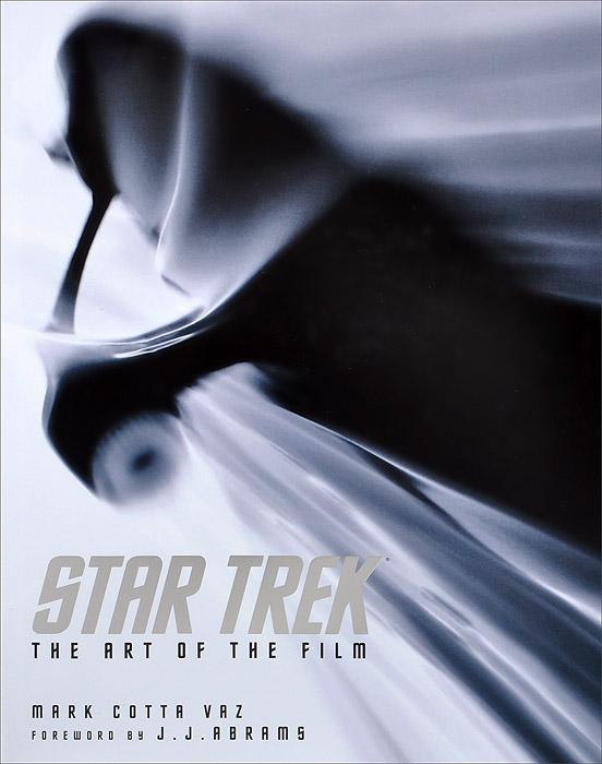Star Trek: The Art of the Film the illustrated story of art