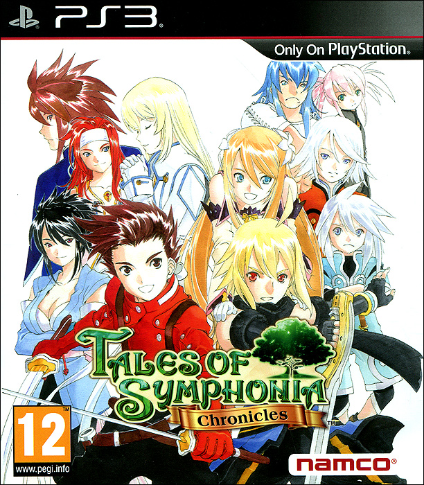 Tales Of Symphonia: Chronicles (PS3), Namco Bandai