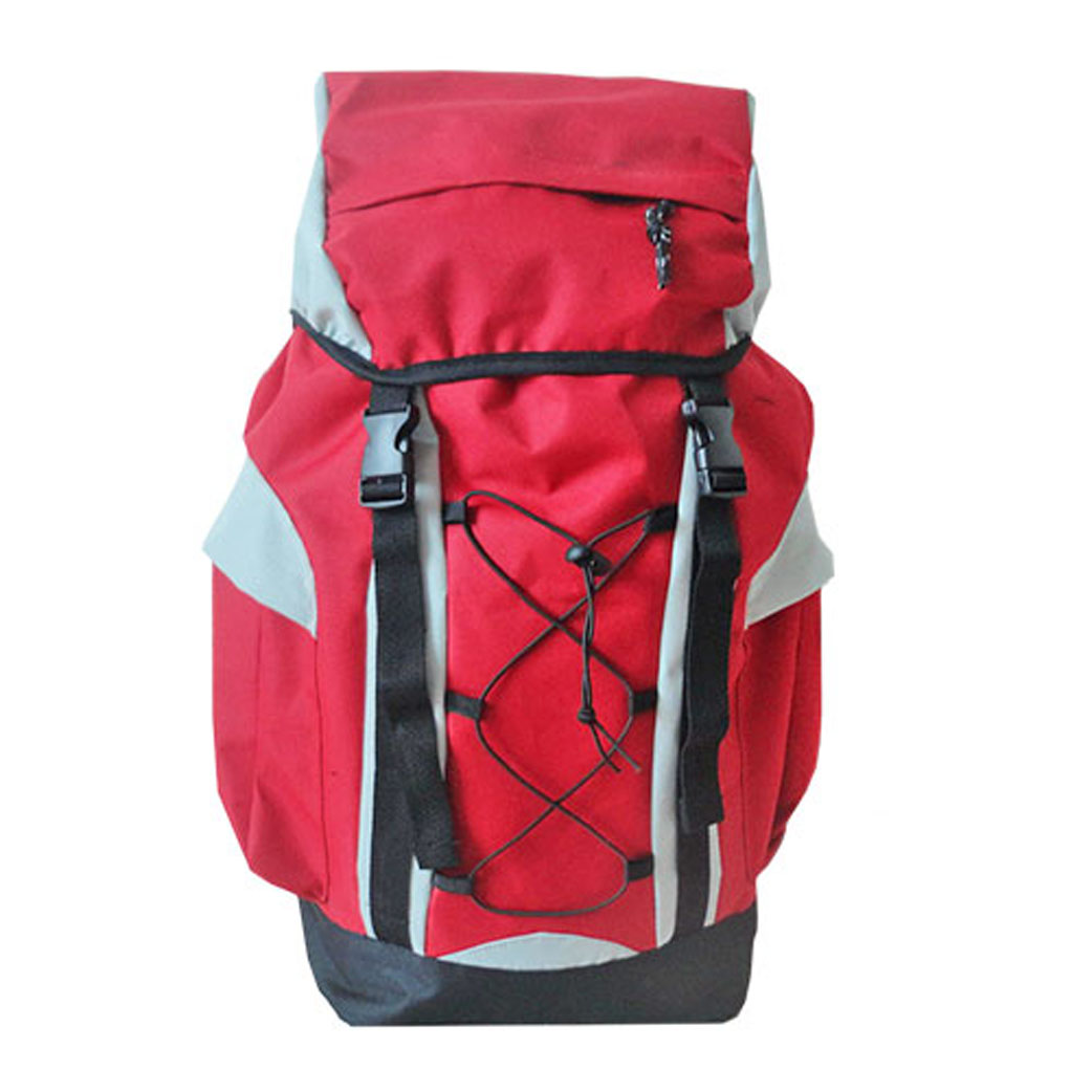 Рюкзак городской Happy Camper, цвет: красный. R-813