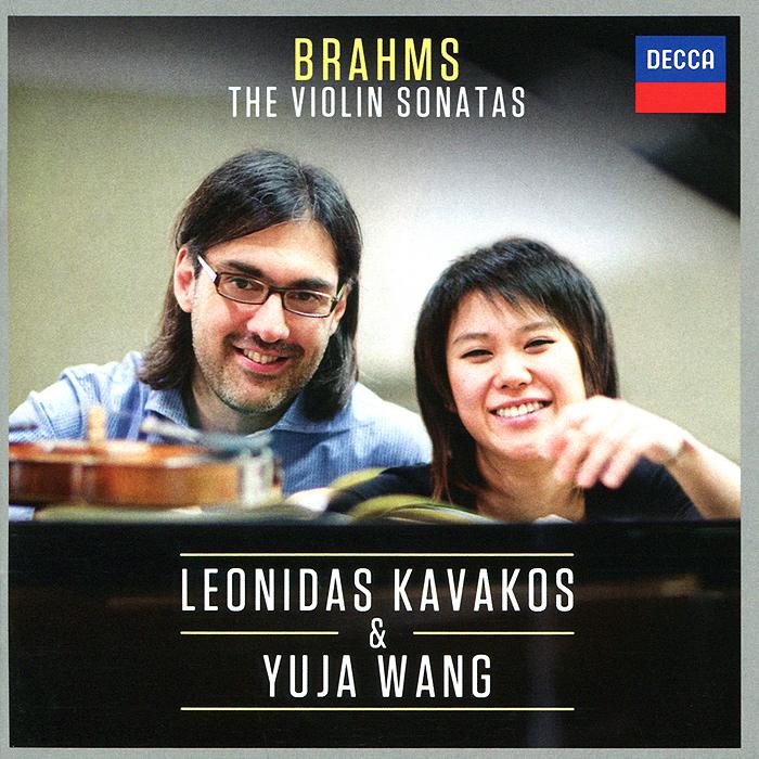 Леонидас Кавакос,Ван Юйцзя Leonidas Kavakos, Yuja Wang. Brahms. The Violin Sonatas yuja wang fantasia
