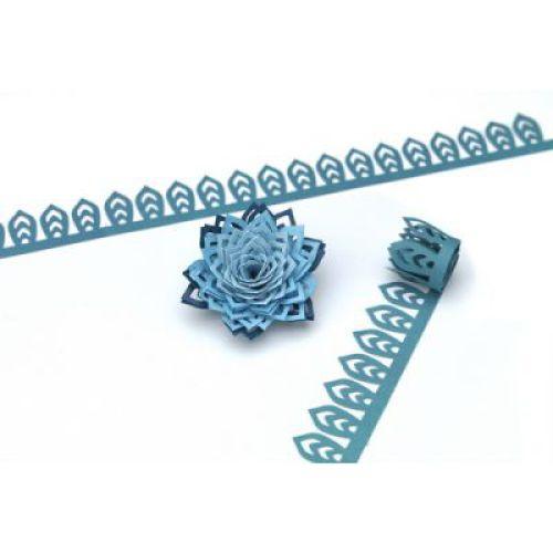 Фигурный дырокол EK Tools Лепестки: Гвоздика. EKS-54-51002EKS-54-51002Фигурный дырокол лепестки Лепестки: Гвоздика используется для создания оригинальныхоткрыток, оформления подарков, в бумажном творчестве. Прекрасныйподарок для ребенка. Порядок работы: вставьте лист в дырокол и надавите рычаг, сдвиньтедырокол вдоль листа до совпадения вырубки с рисунком и надавите нарычаг снова.Характеристики: Материал: пластик, металл. Общий размер дырокола: 15 см х 10 см х 2,5 см. Размер вырубаемой части: 3 см х 6,5 см. Плотность бумаги: 120-160 г/м2 (не более 2 листов одновременно). Производитель: США.Рекомендуемый возраст: от 3 лет.