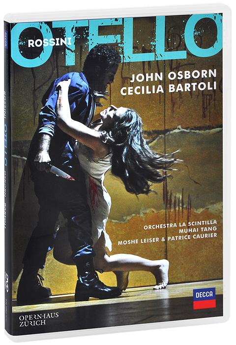 Rossini, Cecilia Bartoli: Otello чечилия бартоли cecilia bartoli sacrificium deluxe edition 2 cd dvd