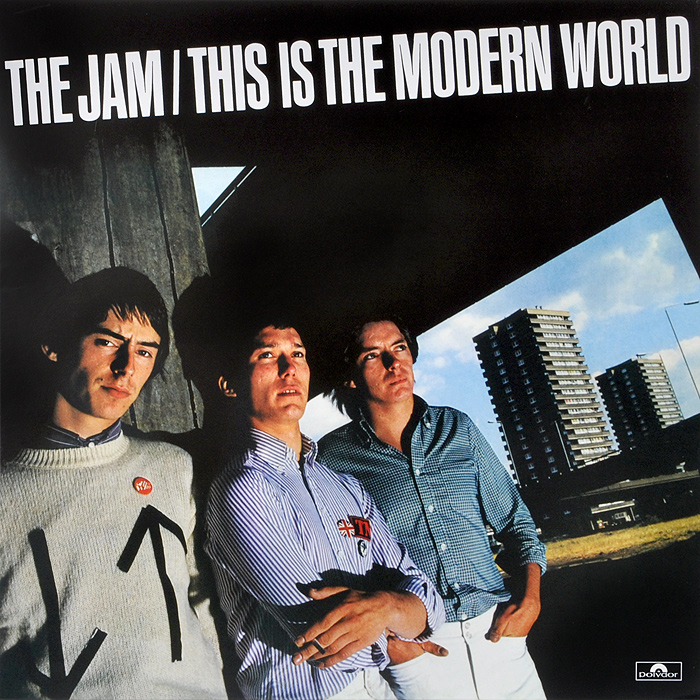 The Jam The Jam. This Is The Modern World (LP) rainbow rainbow the polydor years 9 lp