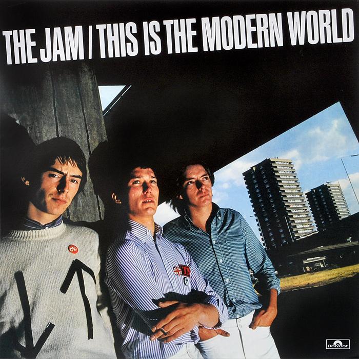 Фото - The Jam The Jam. This Is The Modern World (LP) the penguin german phrasebook
