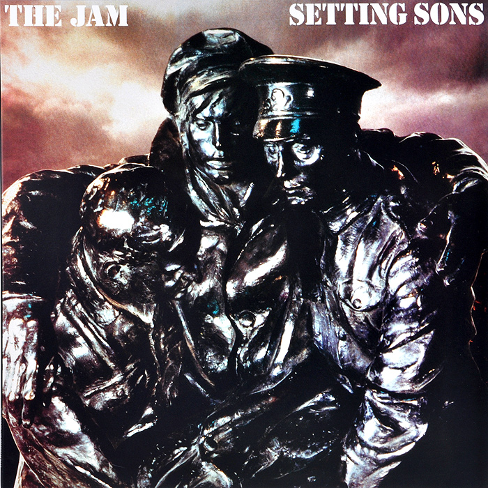 The Jam The Jam. Setting Sons (LP) the jam the jam setting sons lp