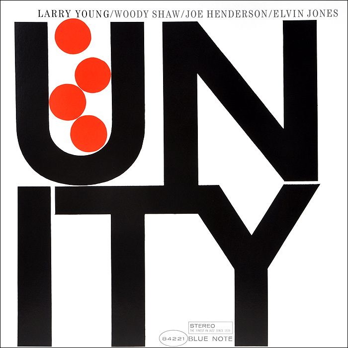 Larry Young. Unity (LP)
