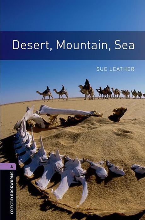 Desert, Mountain, Sea: Stage 4 sue leather desert mountain sea stage 4