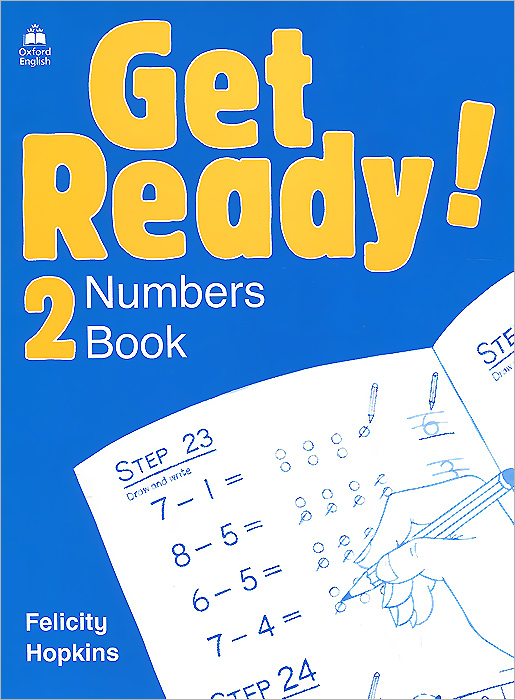 Get Ready! Numbers Book: Level 2 get ready for business preparing for work student book 1