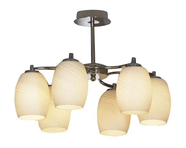 Потолочный светильник Lussole Leverano LSF-6603 06LSF-1803-06