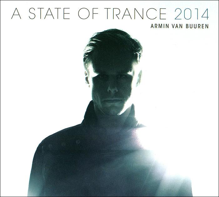 Armin Van Buuren. ASOT 2014 (2 CD)