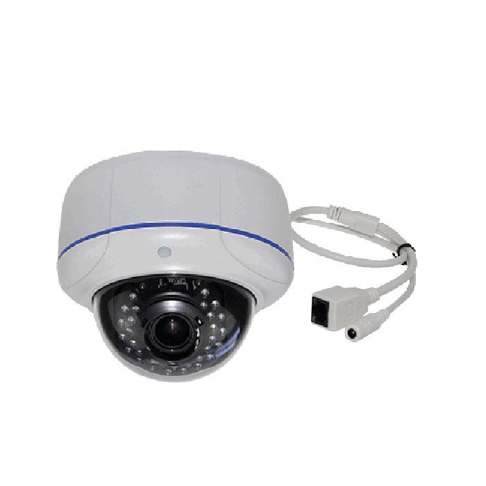Video Control VC-IRV99HIPA IP камера видеонаблюденияVC-IRV99HIPAАнтивандальная цветная купольная IP видеокамера Video Control VC-IRV99HIPA предназначена для использования в любых помещениях (офис, подъезд, квартира), в том числе и неотапливаемых (склад, гараж, различные павильоны), она позволяет быстро развернуть высококачественную систему видеонаблюдения. Используя возможность удаленного подключения к данной камере через браузер (Internet Explorer, Safari, Google Chrome, Firefox и тд) Вы сможете просматривать и записывать все, что происходит в другом помещении с любого устройства, будь то компьютер, телефон, планшет. В данной IP видеокамере реализована поддержка практически всех мобильных платформ - IPhone, Ipad, Android, Blackberry, Symbiam и т.д.IP камера видеонаблюдения Video Control VC-IRV99HIPA поддерживает ONVIF протокол, что позволяет использовать камеру VC-IRV99HIPA в комбинации с любыми совместимыми ИП камерами, видеорегистраторами, системами управления и тд.Сетевая камера Video Control VC-IRV99HIPA оборудована высококачественным вариофокальным объективом с фокусным расстояние от f=2.8мм до f=12мм, что позволяет установить Вам нужный угол обзора. А использование ИК подсветки в ночное время с корректирующим фильтром изображения позволит получить бесподобное качество видеоизображения. Для удобства пользования ко всем ИП камерам Video control предлагается бесплатный облачный сервис для мониторинга из любого места.