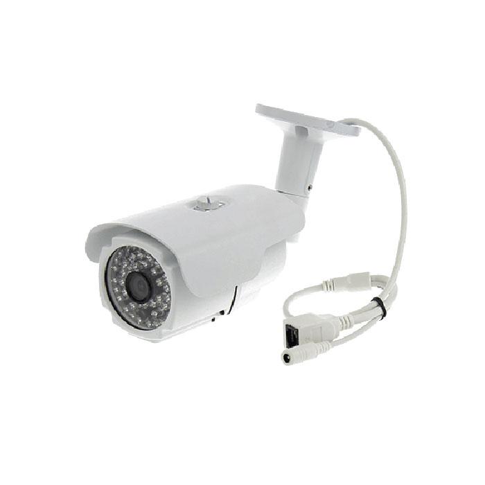 Video Control VC-IR81520IPA IP камера видеонаблюденияVC-IR81520IPAАнтивандальная цветная уличная всепогодная IP видеокамера высокого разрешения Video Control VC-IR81520IPA предназначена для использования на улице и в помещении, например, дача, улица, подъезд, склад, ангар, офис и тд. С помощью уличной сетевой камеры VC-IR81520IPA Вы быстро сможете установить видеонаблюдение за любым объектом из любой точки мира. Используя возможность удаленного подключения к данной камере через браузер (Internet Explorer, Safari, Google Chrome, Firefox и тд) Вы можете просматривать и записывать все, что происходит в другом помещении с любого устройства, будь то компьютер, телефон, планшет. В данной IP камере реализована поддержка практически всех мобильных платформ - IPhone, Ipad, Android, Blackberry, Symbiam и т.д.IP камера видеонаблюдения Video Control VC-IR81520IPA поддерживает ONVIF протокол, что позволяет использовать камеру VC-IR81520IPA в комбинации с любыми совместимыми сетевыми камерами, видеорегистраторами, системами управления и тд.Сетевая камера VC-IR81520IPA оборудована высококачественным объективом с фокусным расстоянием f=2.8мм,а также высокочувствительной матрицей Aptina для получения изображения высокого разрешения. А использование ИК подсветки в ночное время с корректирующим фильтром изображения позволит получить бесподобное качество видеоизображения. Для удобства пользования ко всем ИП камерам Video control предлагается бесплатный облачный сервис для мониторинга из любого места.